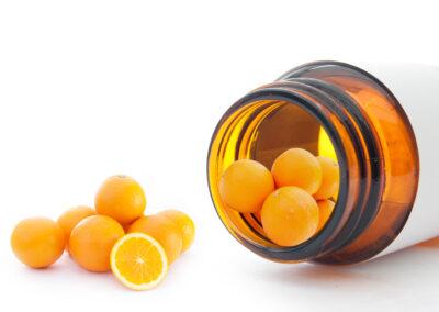 Steckbrief Vitamin C