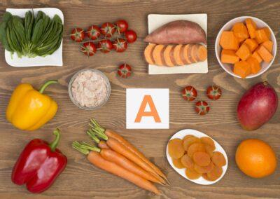 Steckbrief Vitamin A