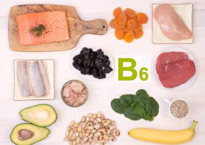 Praxisrelevanter Steckbrief Vitamin B6 – Pyridoxin