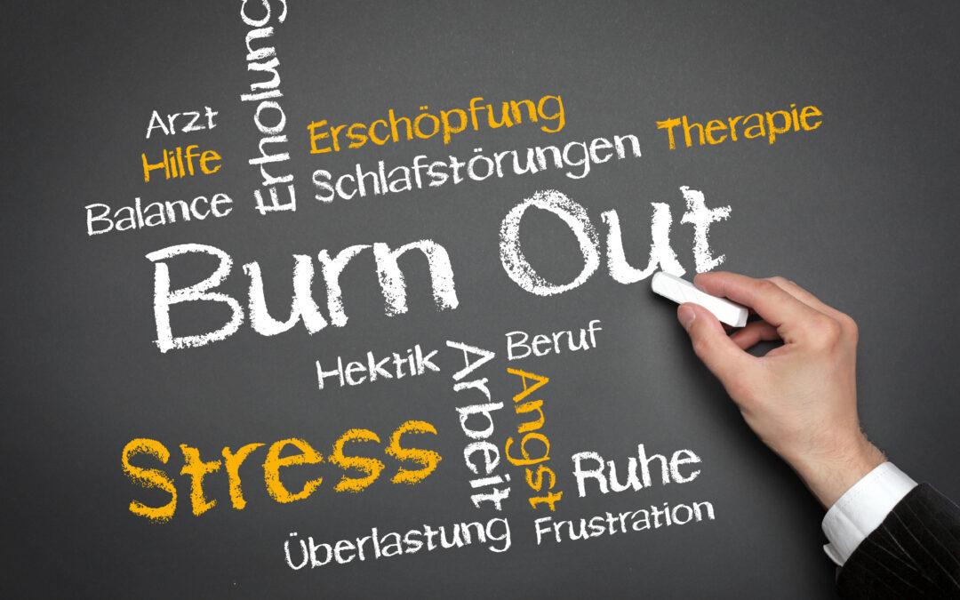 Mit Vitalstoffen vom Burnout zurück ins kraftvolle Leben