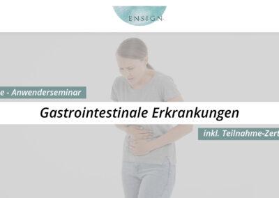 Gastrointestinale Erkrankungen